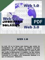 Webs Jhontan Bolaños
