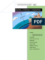 Biosfera,Hidrosfera,Atmosfera,Litosfera ARMENTA CALDERON