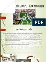 Diapositivas de Jaen