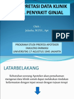5. INTERPRETASI DATA KLINIK GANGGUAN GINJAL.ppt