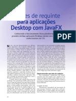 Toques de Requinte Para Aplicações Desktop Com JavaJX