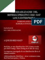Vulnerabilidades Red Hat