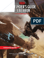 Wayfinders Guide to Eberron