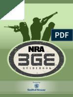NRA 3 Gun Guidebook