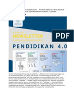 Newsletter PIKA