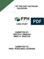 Casestudy Sample