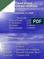 CRS Sidik Perfusi Miokard