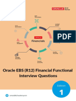 K21Academy Oracle Financial Functional InterviewQ Ed2