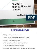 Chapter 1 Introduction to the Financial System