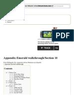 Appendix_Emerald Walkthrough_Section 10 Pg 1