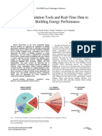 Coupling Simulation Tools and Real-Time Data to Improve Building Energy Performance