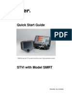 Quick Start Guide STVI With SMRT
