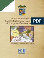 Las Escuelas Municipales de Reg - Rosario Beresaluce Diez