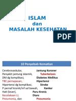 ISLAM Dan Masalah Kesehatan