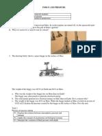 Forceandpressure Notes