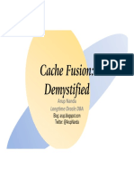 Cache Fusion Demystified Ppt