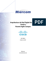 Arquitectura Red Digital Cisco