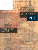 Bert N. Adams, R. a. Sydie-Sociological Theory-SAGE Publications, Inc (2001)