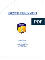 Assignement on French_1