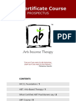 Prospectus ABT Course
