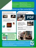 Advertentie 2018-08 Voorstel