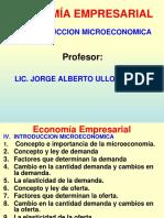 4.1 Demanda y Oferta Del Mercado
