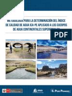 metodologia Para Determinar El Indice de Calidad Del Agua