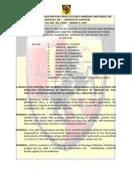 Karancho Resolution