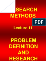 Research Methods - STA630 Power Point Slides  lecture 11.ppt