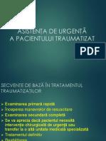 Evaluare Primara Pacient Thhbgyygraumatizat