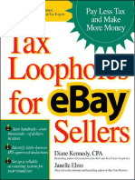 Tax Loopholes For eBay Sellers..pdf