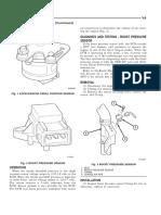 Sprinter Boost Pressure Sensor 1