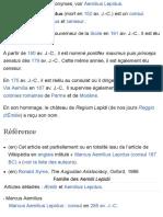 Marcus Aemilius Lepidus (Consul en -187) — Wikipédia