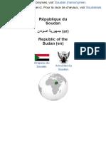 Soudan — Wikipédia