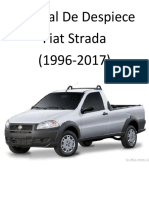 Fiat Strada (1996-2017) Manual de Despiece