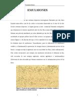 Teoría y práctica de las emulsiones