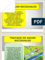 Aguas Reciduales