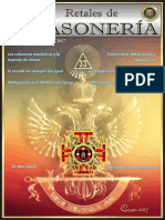 Retales Masoneria Numero 074 - Agosto 2017