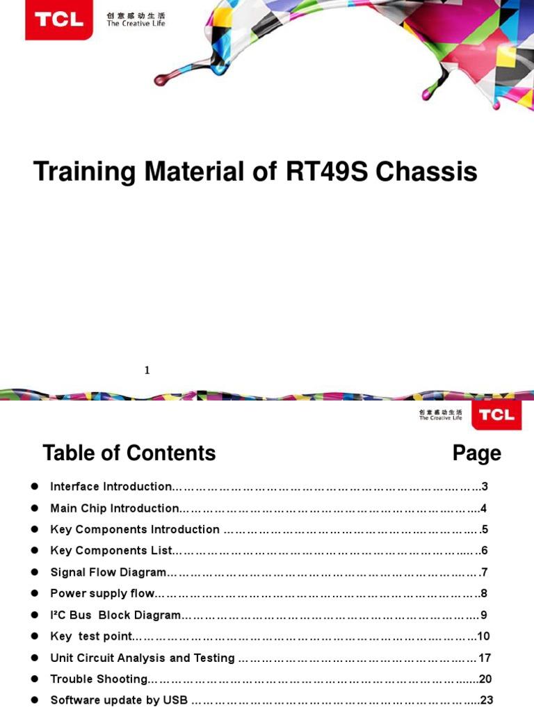 Training Material Of Rt49s Chassis 2014061204291511 Menu Block Diagram Key Computing Flash Memory