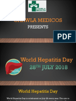 World Heaptitis Day -Chawla Medicos