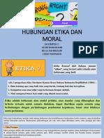Hub Etika Dan Moral Kel1