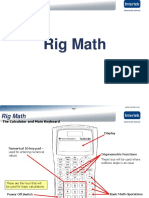 36b_Basic - Rig Math - Answer Key