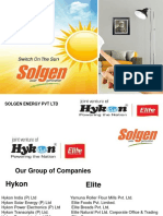 SOLGEN Energy Private Limited
