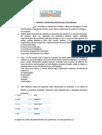 EXERCÍCIOS - GEOMETRIA MOLECULAR E POLARIDADE.docx