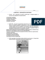 EXERCÍCIOS - SEPARAÇÃO DE MISTURAS.docx