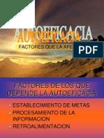 Factores Que Afectan La Autoeficacia