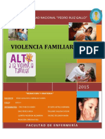 Monografia Violencia Familiar