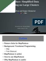 MapReduce document