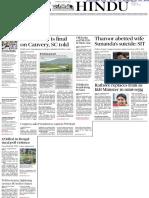 The Hindu Newspaper 15.05.2018