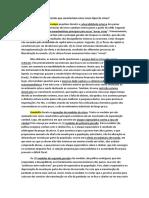 0 - Economia Internacional II - Resumo Para a P2